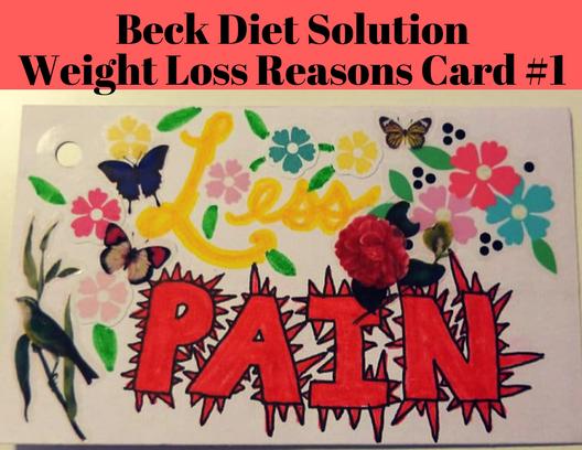 Card #1 Less Pain