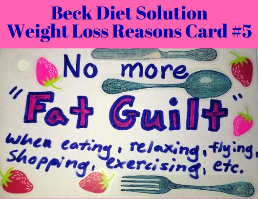 Card #5 No more Fat Guilt