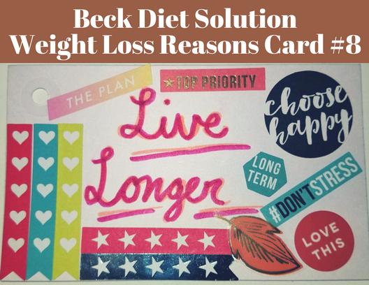 Card #8 Live Longer