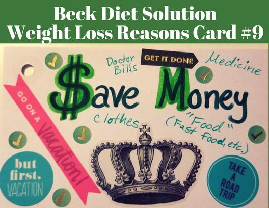 Card #9 Save Money